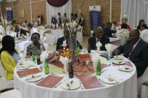 Industry Breakfast Function 2012